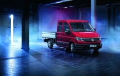Iată prețurile pentru noul Volkswagen Crafter