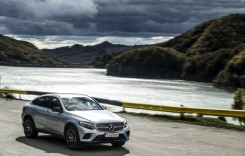 Test Mercedes-Benz GLC 250 d 4Matic Coupe