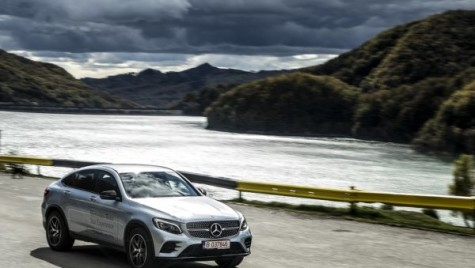 Test Mercedes-Benz GLC 250 d 4Matic Coupe
