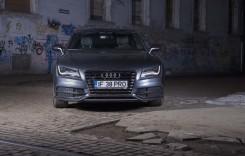 Test Audi A7 2014. Dieselul potrivit la locul potrivit