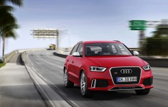 Test Audi RS3 Q3 2014. RS cu pipeta