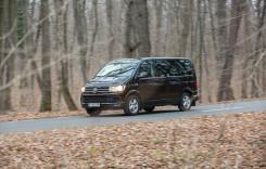 Volkswagen Multivan. Salonul de drum lung