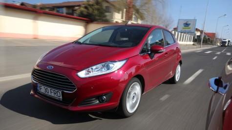 Test Ford Fiesta Ecoboost 2014