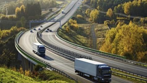 INS: Transportul rutier de mărfuri a crescut cu 8,8%, în 2016