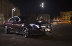 Test Mercedes-Benz CLA 2014. Veriga lipsă