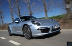 Test Porsche Carerra 911 2014. Das Auto