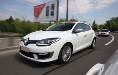 Test Renault Megane GTline 2014. Re-retuş
