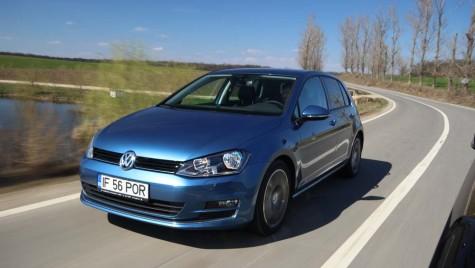 Test VW Golf VII 2014. Vitamina DSG plus o doza de EuroVI