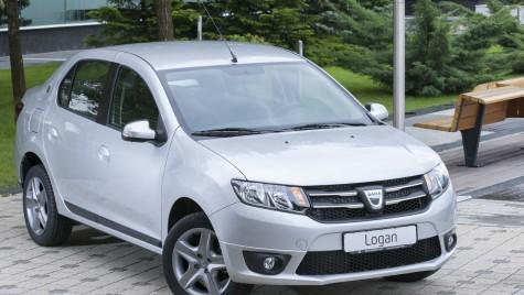 Test Dacia Logan 10 ani. 10 cu felicitari