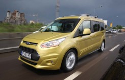 Test Ford Tourneo Connect 2014. Multi tool