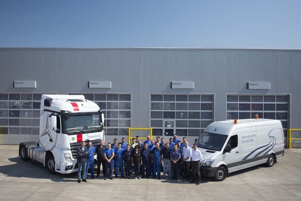 Mercedes-Benz Bucuresti lanseaza serviciul de vopsitorie_1
