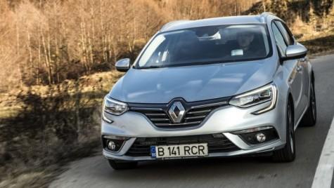Test Renault Megane Estate 1.6 dCi Intens
