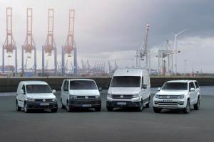 VW Comerciale vânzări