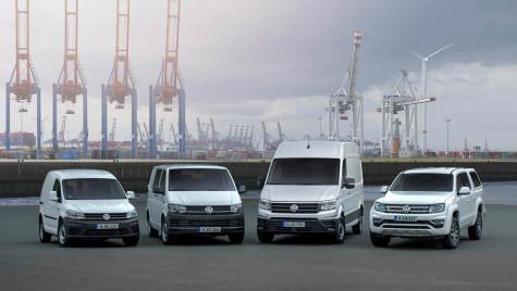 Volkswagen vehicule comerciale, în plină ascensiune