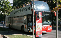 RATB relansează linia turistică, cu autobuze etajate, din 15 mai
