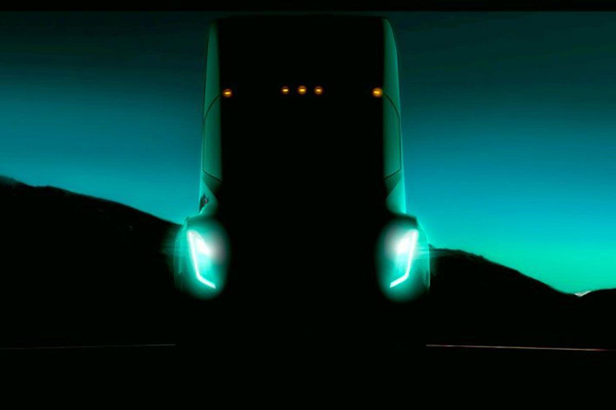 Camionul Tesla