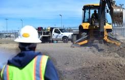 Modernizarea infrastructurii rutiere începe şi în jud. Olt