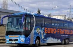 Cele mai frumoase călătorii se fac cu Euro Fratello