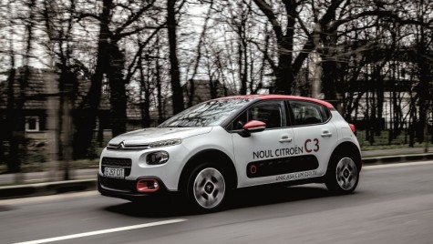 Test Citroen C3 1.2 82 CP Shine