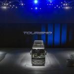 Premieră mondială pentru noua generație Mercedes-Benz Tourismo RHD, la Bruxelles.