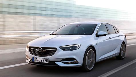 Opel Insignia, Pasărea Phoenix
