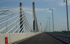 Circulaţia pe podul Calafat-Vidin va fi întreruptă