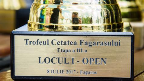 Trofeul Cetatea Făgărașului – IAC 2017