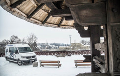 Experiența VW Crafter