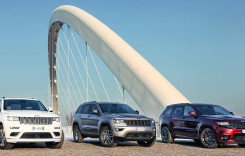 Jeep Grand Cherokee, căpetenia all-terrain