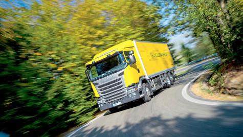 Revenirea hibridului de la Scania