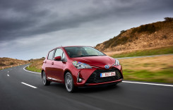 Toyota România livrează prima flotă rent-a-car cu propulsie hibridă