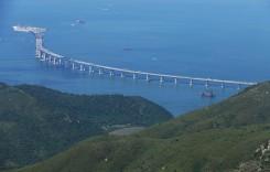 Pe cel mai lung pod peste mare vor circula şi maşini electrice