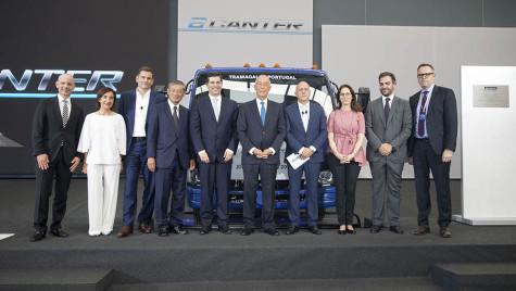 FUSO eCanter, camionul electric ușor de la Daimler