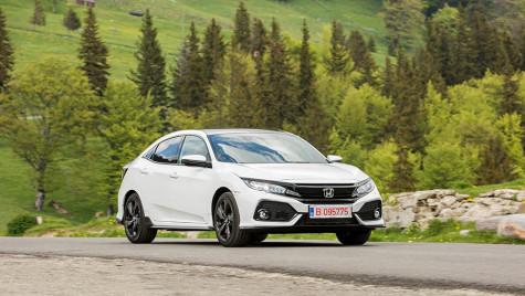 Evoluție peste revoluție la Honda Civic X