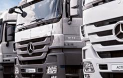 Camioane rulate, în leasing