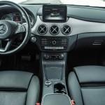 test BMW i3 94 Ah vs Mercedes B 250 e