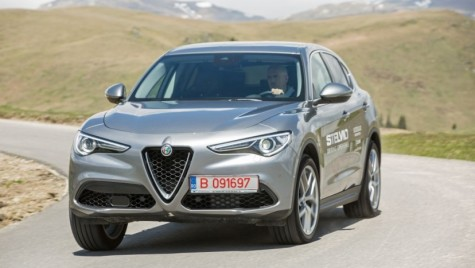 Test Alfa Romeo Stelvio 2.0 Turbo Q4 First Edition: Maestrul virajelor