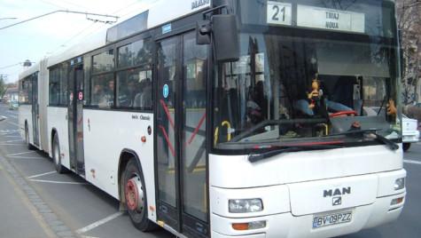 Braşovul cumpără autobuze în leasing operaţional