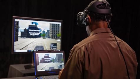 UPS introduce cursuri de siguranţă auto utilizând realitatea virtuală