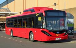 Londra a ales autobuze electrice, salvând 900 tone CO2