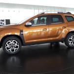 Noua Dacia Duster II