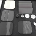 Materialele de interior pentru Dacia Duster II