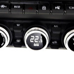 Butoanele de control a climatizării pentru Dacia Duster II