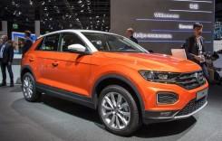 Volkswagen T-Roc. Asalt german la Qashqai