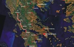 Autostrada Ioniană din vestul Greciei a fost inaugurată