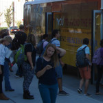 În transportul elevilor navetişti vor fi decontate şi abonamentele, şi biletele