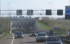 Atenţionare de călătorie în Olanda. Cod portocaliu de furtună, trafic perturbat