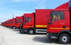 Poşta Română îşi extinde flota auto cu 180 de utilitare