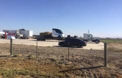 Camionul Tesla dezvăluit accidental?
