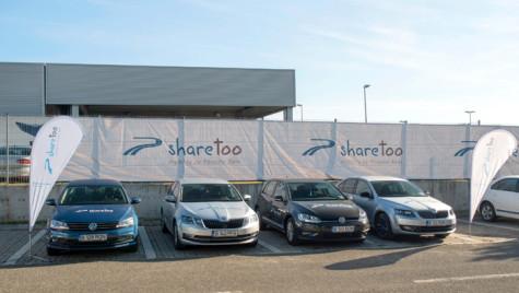 sharetoo, prima soluţie de corporate car sharing din România